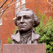 Stock Photo: Washington George Washington bust 2011