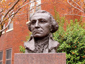 Washington George Washington bust 2011 — Stock Photo