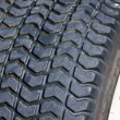 Tyre of utility vehicle — Foto de stock #5386298