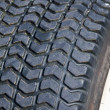 Tyre of utility vehicle — Stock Photo #5386298