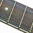 Guitar neck — Stock Photo #5411284