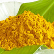 Turmeric — Stock Photo