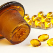 Salmon oil pills - 