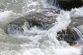 Su hareketi. — Stok fotoğraf