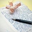 Old love letter — Stock Photo #5903918