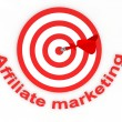 Affiliate marketing — Stock Photo #5431904