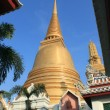 Golden chedi — Stock Photo #5399155