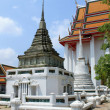 Wat Kalayanimit - Stock Photo
