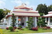 Oriental style garden — Zdjęcie stockowe