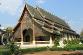 Buddhist Temple in Thailand — 图库照片