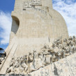Monument to the Discoveries — 图库照片