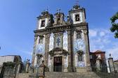 Igreja de Sto Ildefonso — Stock Photo
