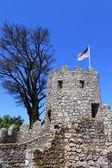 Zamek maurów — Zdjęcie stockowe