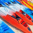 Kayaks — Stock Photo
