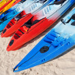 Kayaks — Stock Photo #5961351