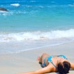 Beach — Stock Photo #5970756