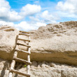 Stock Photo: Stairway to heaven