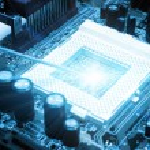 High technolgy — Stock Photo