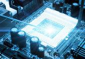 Alta tecnología — Foto de Stock