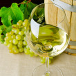Royalty-Free Stock Photo: White wine
