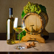 White wine — Stock Photo #6570888