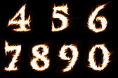 Numerals — Stock Photo