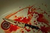 нож — Стоковое фото