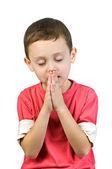 Modlitwa — Zdjęcie stockowe