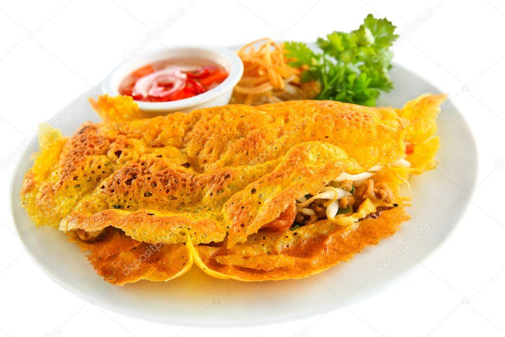 Vietnam food — Stock Photo © Kantapat #5413298