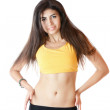 Slender young woman — Stock Photo #6134962