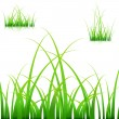 Stock Vector: Blades of Grass
