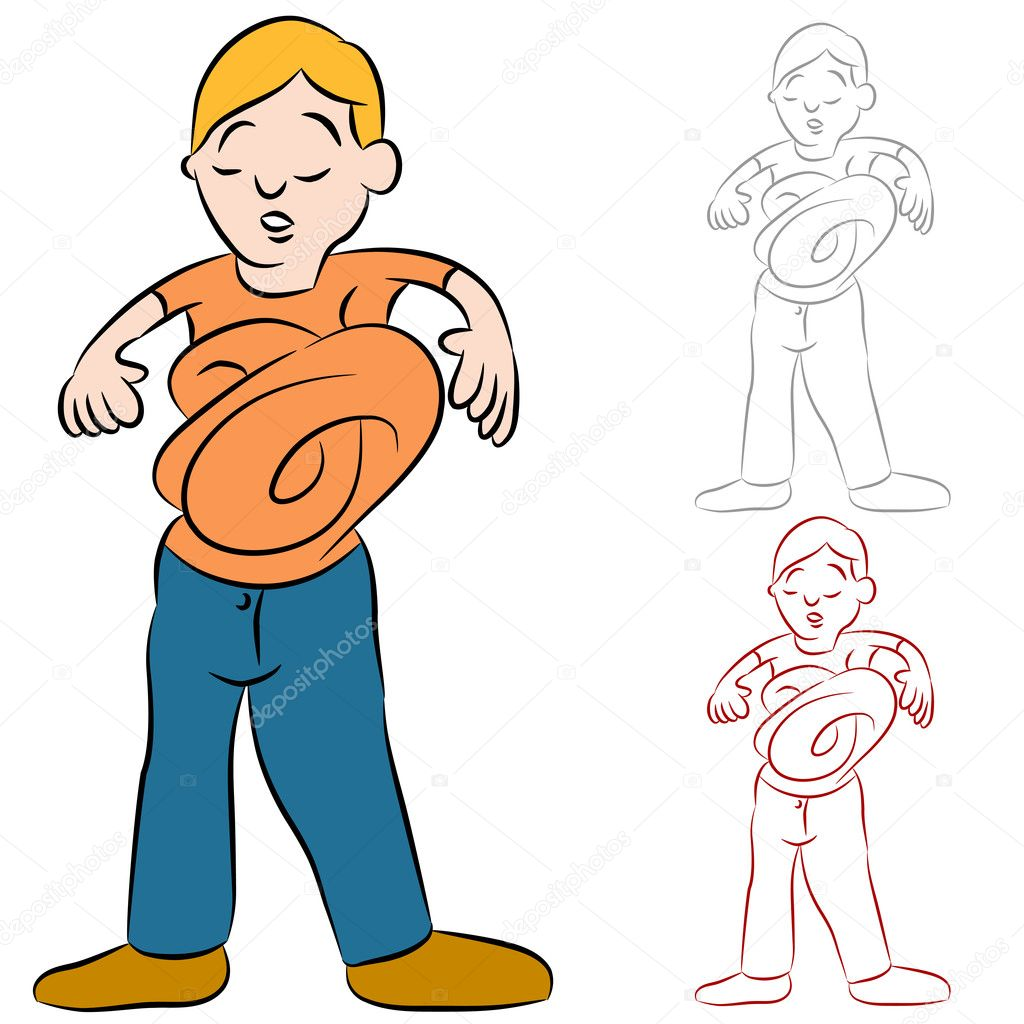 Stomach Growling Clip Art – Cliparts