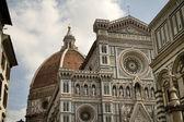 Duomo-katedralen florens italien — Stockfoto