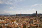Florence Italy City View — Stock Photo