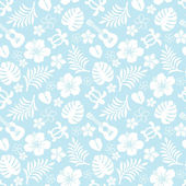 Tropical pattern — Foto Stock