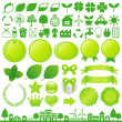 Eco decoratie — Stockfoto #6215270