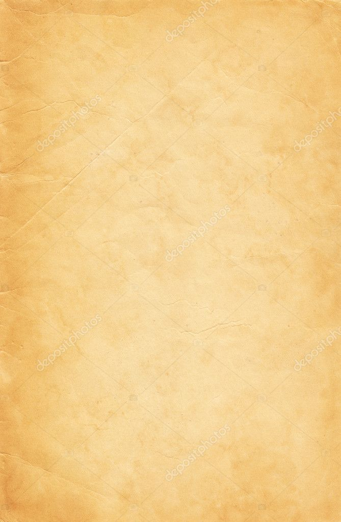 Large blank old paper — Stock Photo #5850757