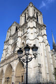 Notre Dame de Paris. Paris, France. — Stock Photo