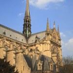 Постер, плакат: Notre Dame de Paris Paris France