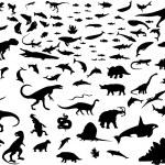 animali — Vettoriale Stock