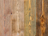 Wood texture in different colors — Stock Photo