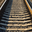 Rails — Stock Photo #6046293