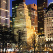 New York City Manhattan Central Park panorama - Stock Photo