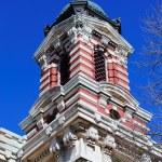 New York City Ellis Island Great Hall — Stock Photo #5564601