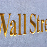 New York City Wall Street — Stock Photo