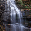 Autumn Waterfall — Stock Photo #5565377