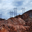Power Transmission Tower — Stock Photo