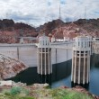 Royalty-Free Stock Photo: Hoover Dam panorama