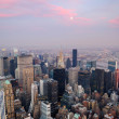New York City aerial view — Stock Photo #5566176