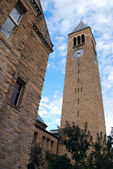 Cornell university Cornell Chimes Bell Tower — Stock Photo